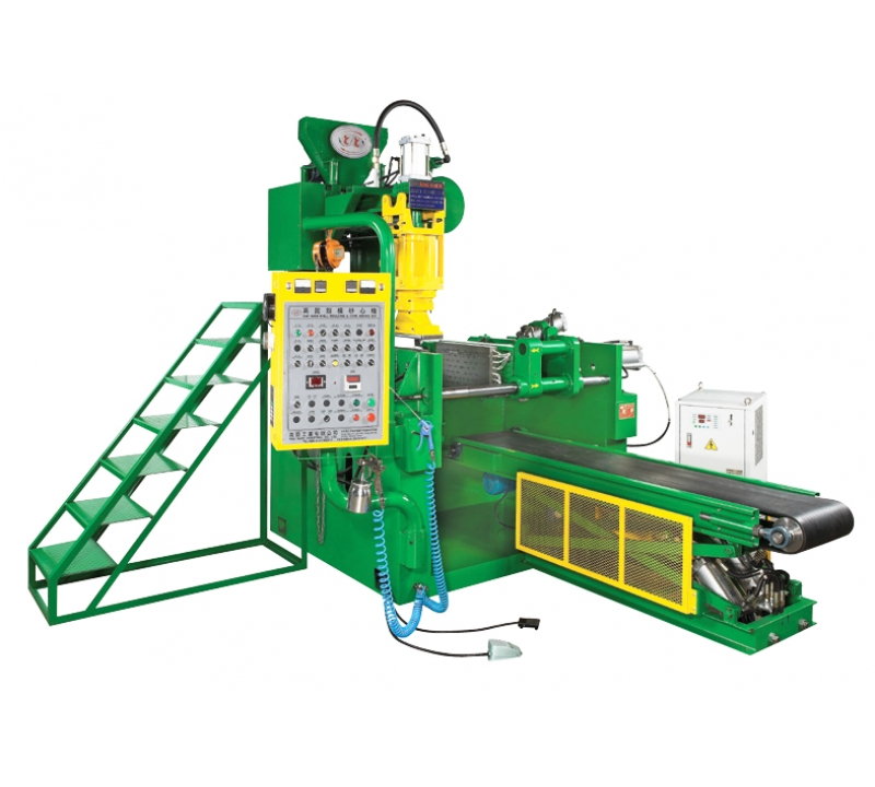 Pre-Mixed Resin Sand Core Shooting Machine KKF50-28