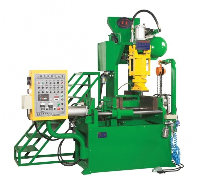 Cold Resin Core Shooting Machine KKG 38-18